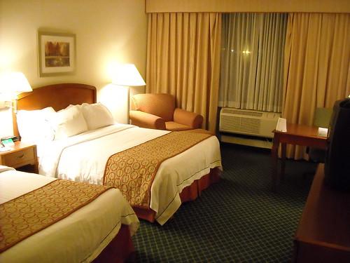 Courtyard Marriott, Louisville, KY Room 203