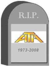 ATA Tombstone