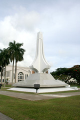 Insular Guard Monument