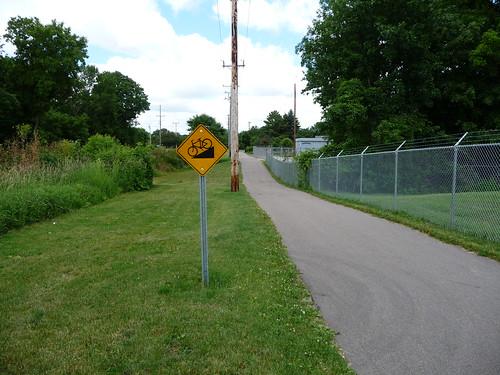 Little hill sign