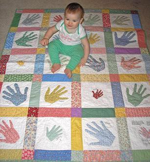 Stella's B-day quilt (2)