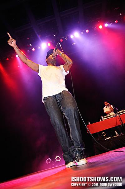 Talib Kweli @ the Pageant -- 2008.09.03