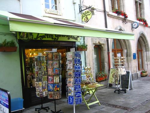 ร้านเล็กๆข้างทางระหว่างร�เวลา ร้านแถวนี้น่ารักดีเหมื�นกัน
