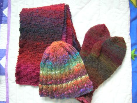 Noro winter wear