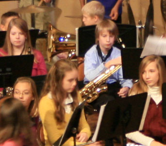 Honors Band 2008