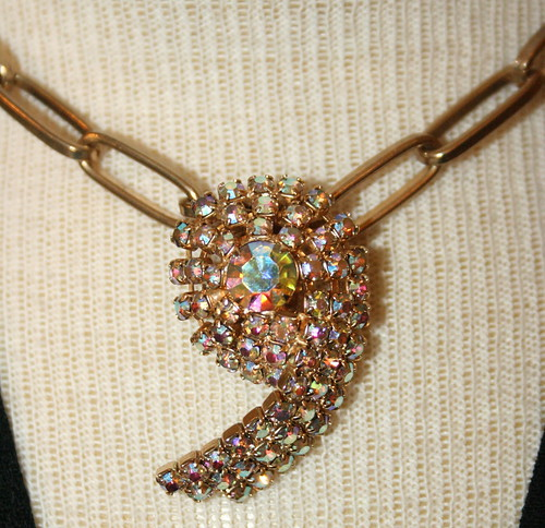Reworked Vintage Necklace