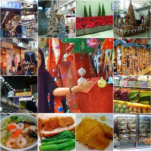December 11 Dubai and Hongkong snapshots