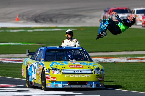 2008 NASCAR Sprint Cup Series, Texas.