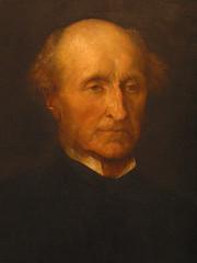 John Stuart Mill by G F Watts