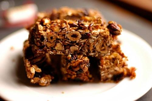 homemade granola bars II