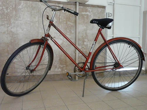 Birthday present – Raleigh Manhattan 70's | bicyclog