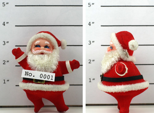 Wanted: Santa Claus