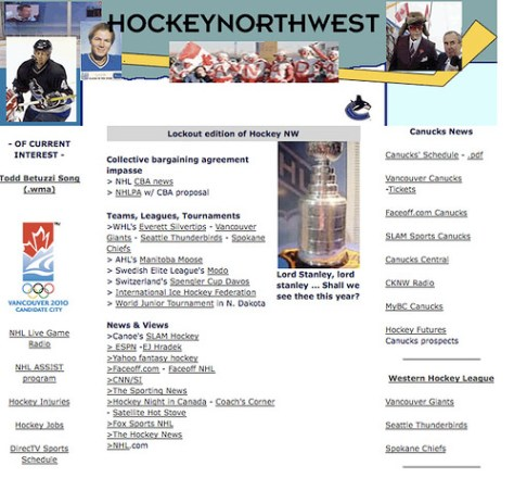 Hockey Northwest v1