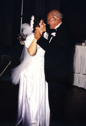 Wedding day... 7/21/1990