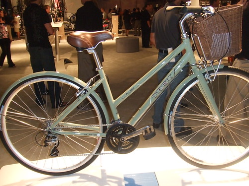 Trek Allant commuter bike