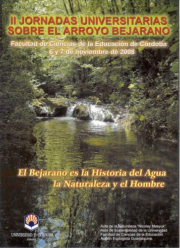 Jornadas Universitarias Arroyo Bejarano.