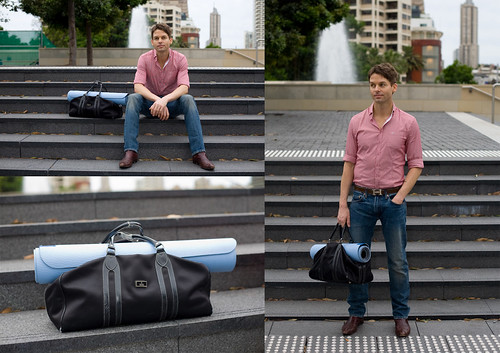 Trend watch - Oversized manbag