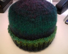 Noro Baby Hat for Work Kate