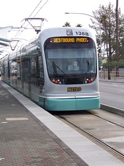 Metro Light Rail (testing)