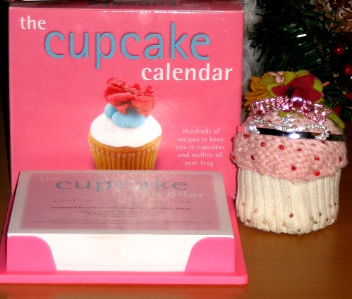 2009 Cupcake Calendar