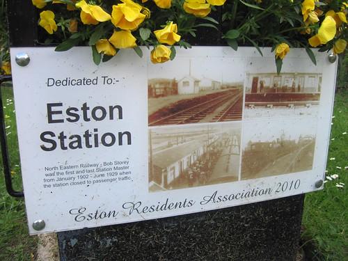 Eston Station