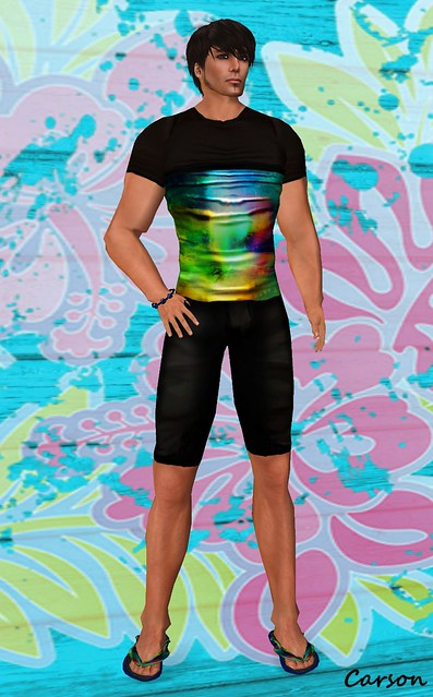 LoveCats  -Summer of Love outfit mens