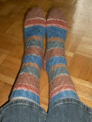 D-Man Socks - Complete