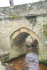 Bridge at Baysdale Abbey
