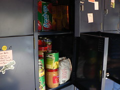 Long term food storage.