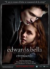 CREPÚSCULO: EDWARD & BELLA