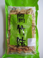 Tofu knots 腐竹结