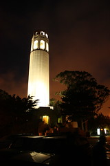Telegraph Hill - Coit Tower
