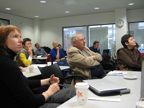 Workshop on Finding and Re-using Public Information I
