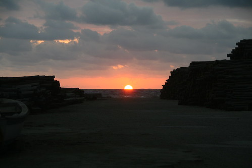 morning at Athos - ανατολή