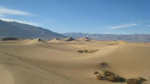 Mojave Wüste außerhalb Las Vegas