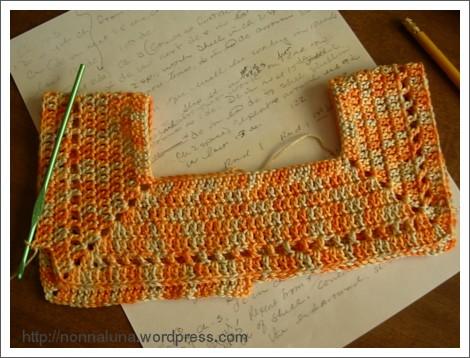 crochet yoke