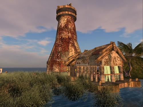 The Lighthouse prefab