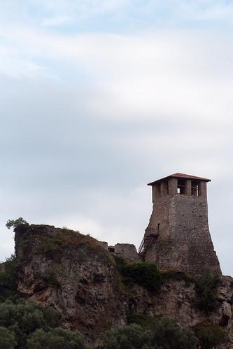 Skanderbegs Burg