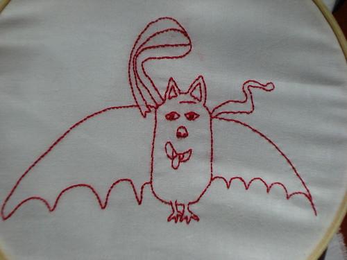Dashing Bat
