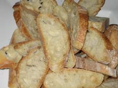 Crusty bread!