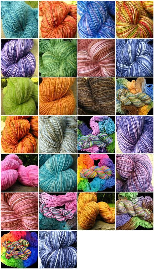 Yarn update, 9/10