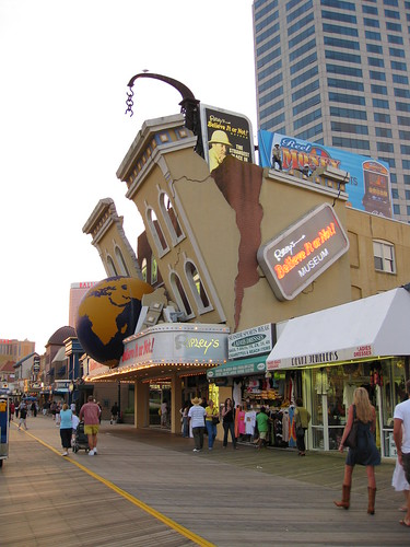 Another Ripley's Believe it or not museum...