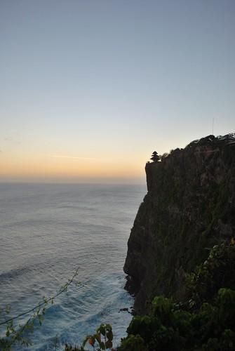 Cliffs of Uluwatu