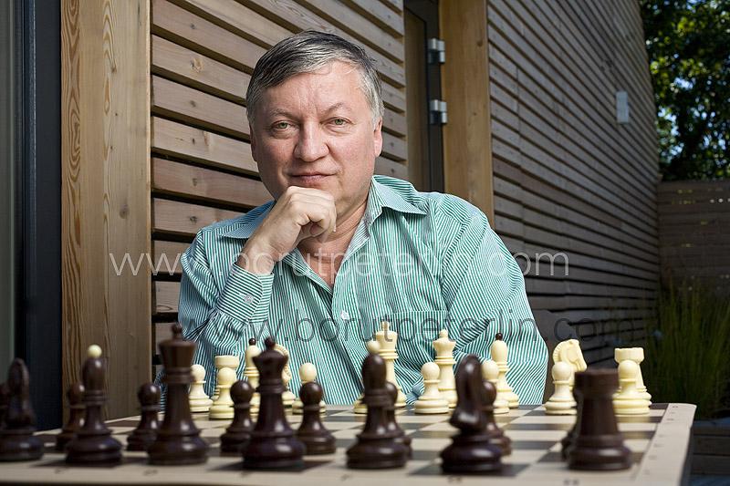 Anatoly Karpov foto Borut Peterlin