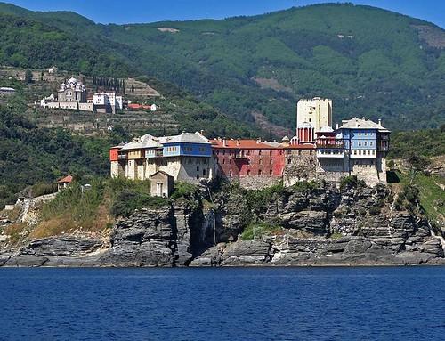Pantokratoros Monastery and Prophet Elijah's Skete