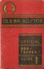 First Edition Mr. Boston
