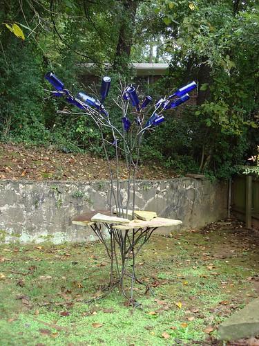 Bottle Tree Table