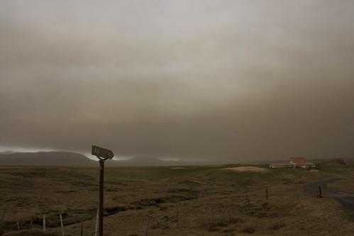 Grímsvötn ash cloud