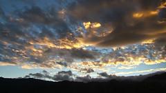 Sonnenaufgang in Vilcabamba