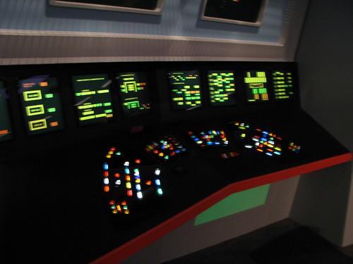 Uhura's station